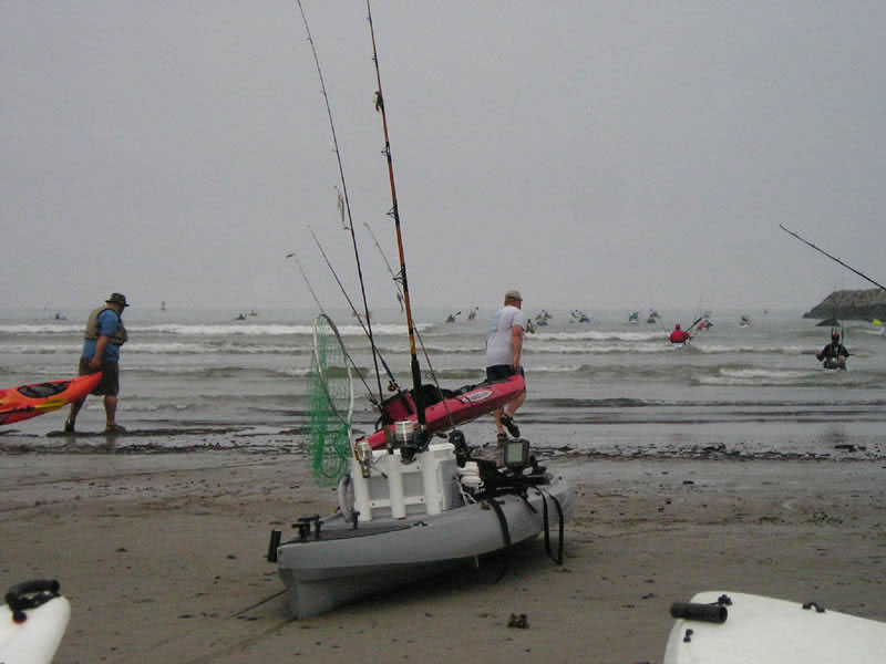 2nd annual kayak sportfishing tournament dana tourney for Fishing dana point
